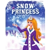 Snow Princess Coloring Book