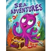 Sea Adventures Coloring Book