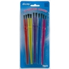 10 Count Paint Brushes