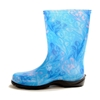Garden Wear: Tulip Blue Tall Boots - Size 11