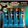 Degree Mens Anti-Perspirant Deodorant Scented