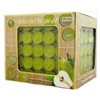Soiree Tealight Set Pear Scent - 150 Count