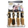 Eclypse Hairbrushes With Display