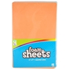 Foam Sheet 6 X 9 15 Sheets- Assorted Colors