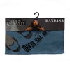 Duck Dynasty Brothers Of The Beard Bandana - Blue