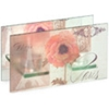 Paris Poppy Double Tea Light Holder