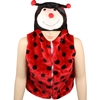 Childrens Ladybug Animal Vest
