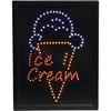 Programmed Led Sign- Ice Cream
