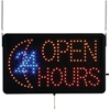 Programmed Led Sign- Open 24 Hours