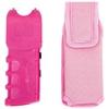 Maxam Pink Stun Gun W/ Light + Sheath