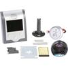 Anti-Theft Peephole Video Doorbell