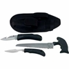 3Pc Game Knife Set