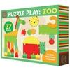 Ki Interchangeable Puzzle: Zoo