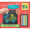 Chalkboard Book Vehicles