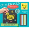 Chalkboard Book Farmyard