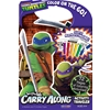 Ninja Turtles Carry Along Traveling Activity Book