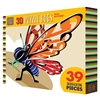 Ki 3D Puzzle Insects Butterfly