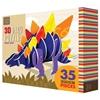 3D Dinosaur Puzzle - Stego Steve