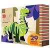 3D Puzzle Dinosaurs Brachiosaurus