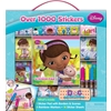 Doc Mcstuffins Sticker Box
