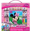 Minnie Mouse Sticker Box