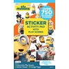Minions Vertical Sticker Pad