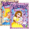 Jumbo Princess Coloring and Activity Book