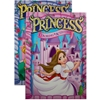 Princess Foil and Embossed Coloring and Activity Book
