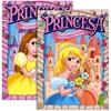 Princesa Libro Para Colorear Y Actividades