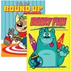Beary Fun and Color Round Up Coloring Activity Book