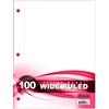 Bazic W/R 100 Ct. Filler Paper