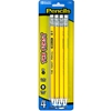 Bazic #2 The First Jumbo Premium Yellow Pencil (4/Pack)