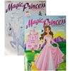 Kappa Pretty Princess Coloring and Activity Book