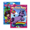 My First Pony Foil and Embossed Coloring and Activity Book
