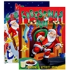 Christmas Coloring and Activity Book