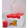 Votive Candle - Mango Papaya Sorbet