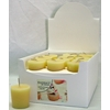 Votive Candle - Vanilla Frosted Cupcake