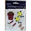 Scrapbook Embellishment - Gardening