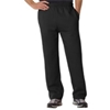 Badger Adult Blended Open-Bottom Fleece Pants - Black (Xs)