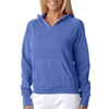 Chouinard Ladies' Hooded Sweatshirt - Flo Blue (2Xl)