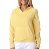 Chouinard Ladies' Hooded Sweatshirt - Butter (Xl)