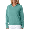 Chouinard Ladies' Hooded Sweatshirt - Seafoam (2Xl)
