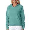 Chouinard Ladies' Hooded Sweatshirt - Seafoam (2Xl)