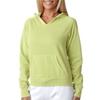 Chouinard Ladies' Hooded Sweatshirt - Celedon (S)