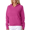 Chouinard Ladies' Hooded Sweatshirt - Raspberry (2Xl)