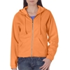 Chouinard Ladies Full-Zip Hooded Sweatshirt - Melon (2Xl)