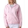 Chouinard Ladies Full-Zip Hooded Sweatshirt - Blossom (2Xl)