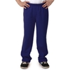 Gildan Youth Heavy Blendopen Bottom Sweatpants - Purple (S)