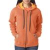 Gildan Missy Fit Heavy Blendvintage Full-Zip Hooded Sweatshirt - Sunset (S)