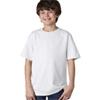 Gildan Youth Ultra Cottont-Shirt - White (Xs)
